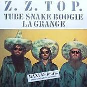 ZZ Top Tube Snake Boogie