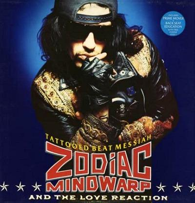 Tattoed Beat Messiah by Zodiac Mindwarp and The Love Reaction (1988)
