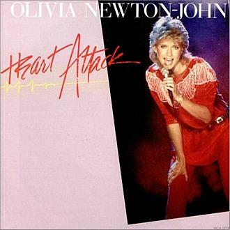 Heart Attack (1982) vinyl single - Olivia Newton-John