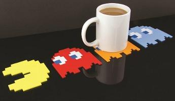 Pac-Man Drink's Coasters