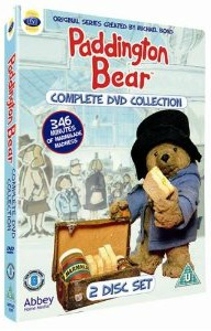 Paddington Bear - Complete DVD Collection