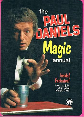 The Paul Daniels Magic Annual 1982