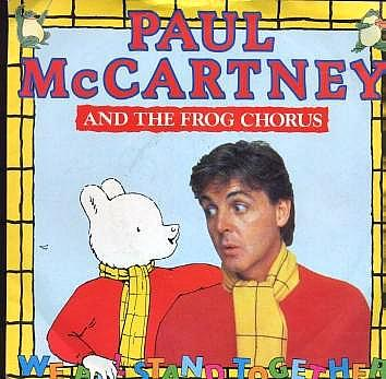 Paul McCartney and The Frog Chorus - We All Stand Together (1984)