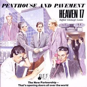 Penthouse And Pavement Vinyl - Heaven 17's debut album