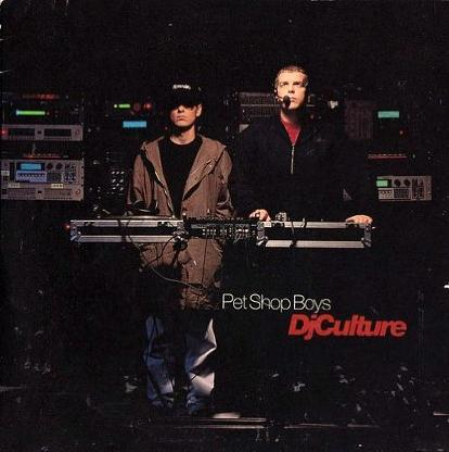 DJ Culture single sleeve (1991)