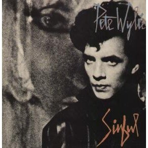 Pete Wylie - Sinful album sleeve