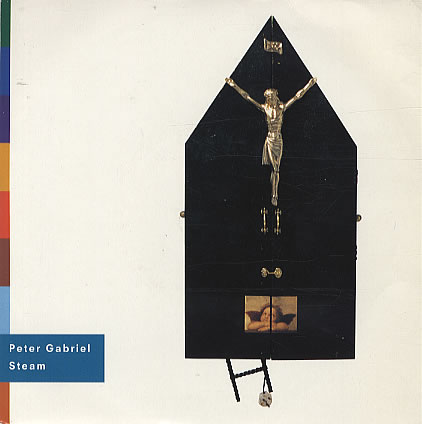 Peter Gabriel - Steam (single sleeve)