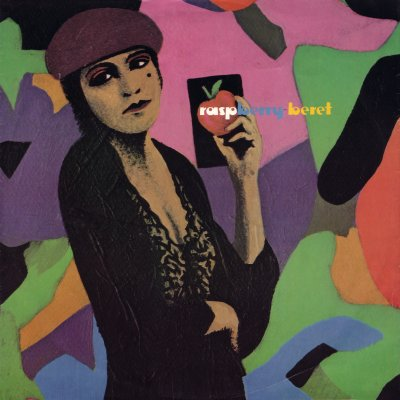 Prince Raspberry Beret (single sleeve)