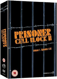 Prisoner Cell Block H DVD