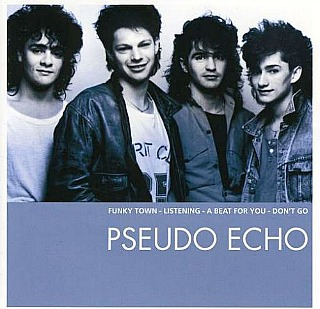 Pseudo Echo - Essential - CD Album