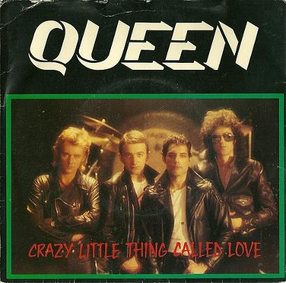 Queen Crazy Little Thing Called Love - Vinyl