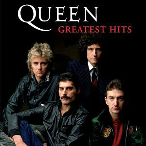 Queen Greatest Hits album