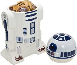 Official R2D2 Star Wars Cookie Jar