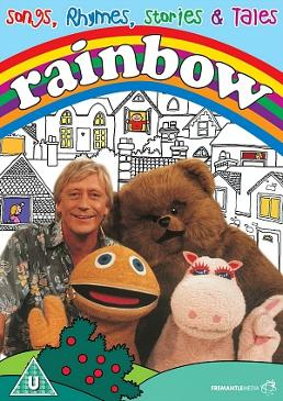 Rainbow DVD - songs, rhymes, stories & tales