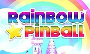 Rainbow Star Pinball HTML5 Game