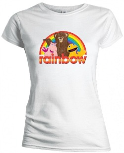 Rainbow 70s T-Shirt for women