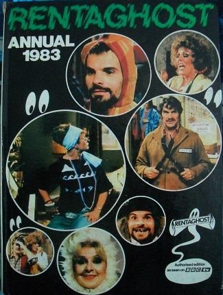 Rentaghost Annual 1983