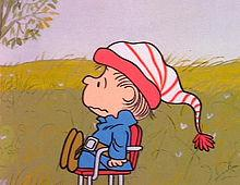 Rerun Van Pelt in The Charlie Brown and Snoopy Show