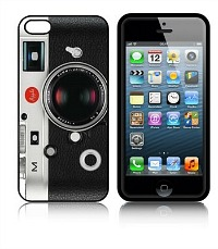 Retro Camera iPhone 5 cover