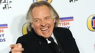 Rik Mayall at the British Comedy Awards 2013
