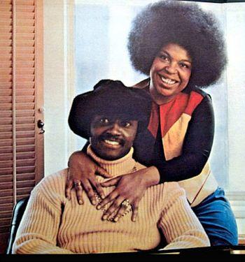 Roberta Flack and Donny Hathaway - Back Together Again (1980)