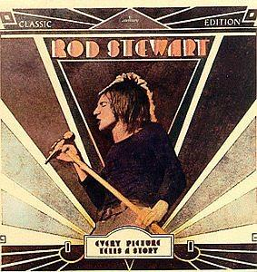 Rod Stewart - Every Picture Tells A Story - LP Sleeve (1971)