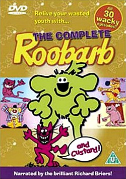 The Complete Roobarb DVD Collection