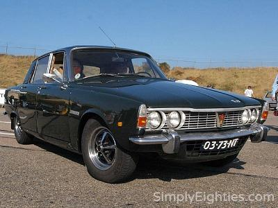 1973 Rover 3500 (P6 series)
