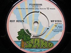 Roxy Music Pyjamarama