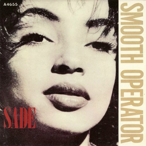 Sade Smooth operator - single sleeve