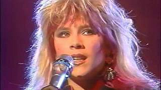 Samantha Fox in the 80s