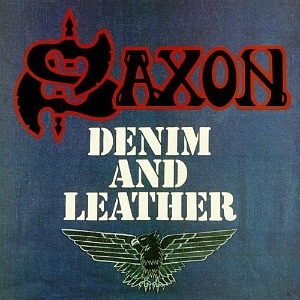 Saxon - Denim And Leather - MP3 Album