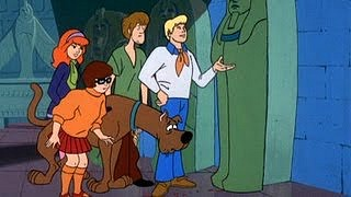 The Scooby Doo Gang