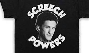 Saved By The Bell T-shirts