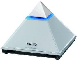 Seiko Talking Pyramid Clock