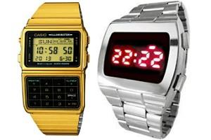 Retro 80s Watches