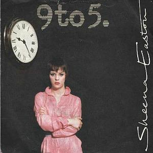 9 to 5 - 1980 single by Sheena Easton