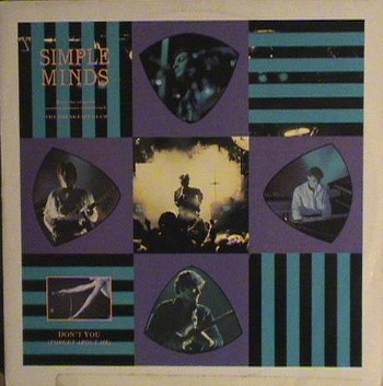 Simple Minds - Don't You Forget About Me - vinyl single 12