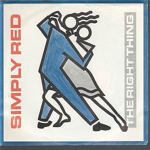 Simply Red - The Right Thing vinyl