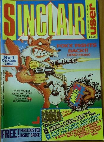 Sinclair User September 1988