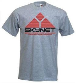 Skynet - The Terminator Men's T-Shirt