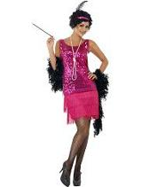 Smiffy's Funtime Flapper Girl Costume