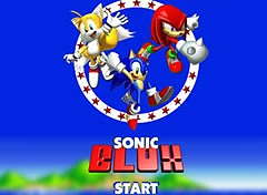 Sonic Blox - Online Flash Game