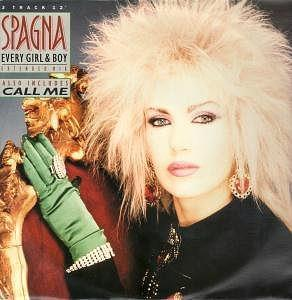 Spagna - Every Girl And Boy (1988) - UK 12