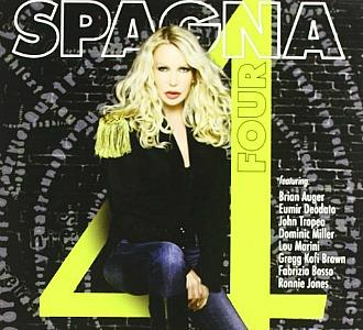 Spagna - Four (2012) album sleeve