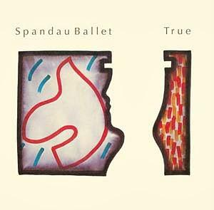 Spandau Ballet - True album sleeve (1983)