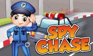 Spy Chase Game