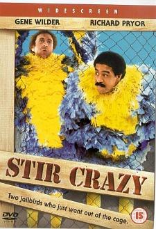 Stir Crazy (1980) DVD