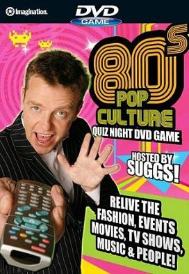 Suggs 80s Pop Culture DVD Quiz Game