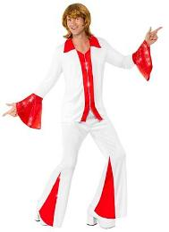 Male Super Trooper Abba 70s Costume